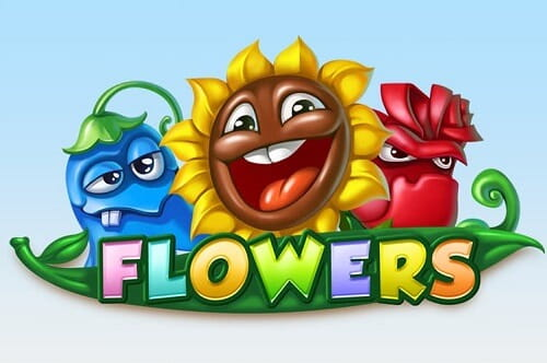 tragaperras flowers Netent
