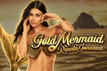 Gold Mermaid by Renata Gonzalez